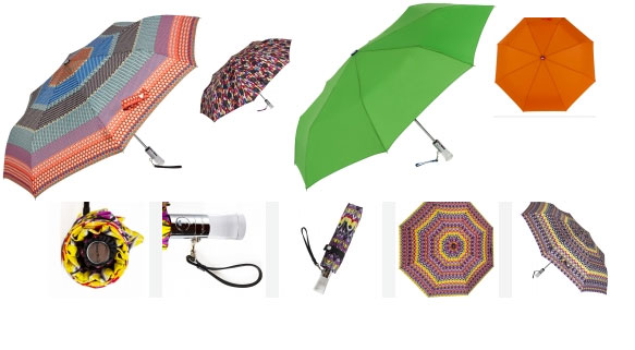 Lets us brighten your rainy spring days with ShedRain Umbrellas!
