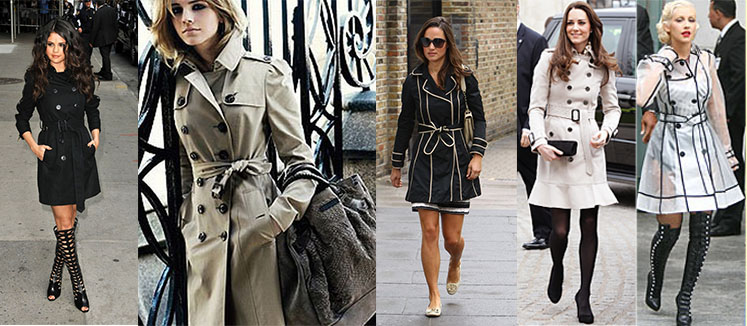 Never leave the house in rain without a trench coat! | Rain or ...