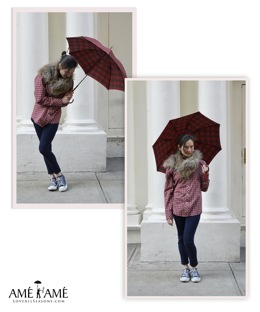 red-plaid-umbrella-teresa-soroka-ame-ame-nyc-#iheartchucks